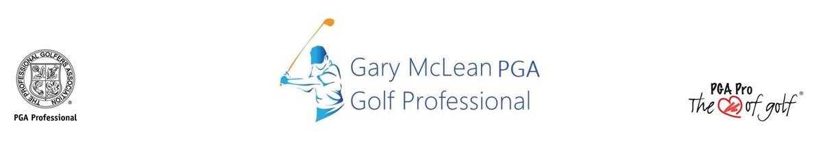 Gary McLean PGA Golf Professional